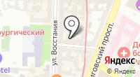 Бизнес Партнерство на карте