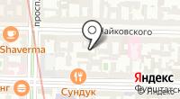 Мажордом на карте