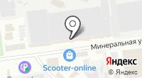 Organica на карте