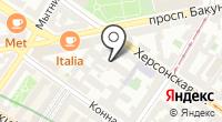 Гелен на карте