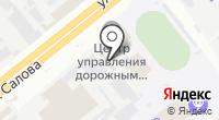 Таскатель на карте