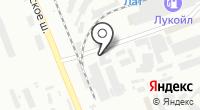 Служба заказа легкового транспорта на карте