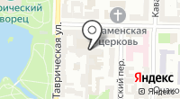 Прайм Лекс на карте