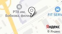 Автомойка на Южном шоссе на карте