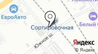 Продуктовый магазин на Южном шоссе на карте