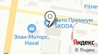 Авто Премиум на карте