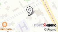 Эва на карте