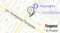Office-Master на карте