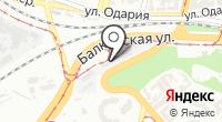 Бардачок на карте