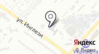 Одесское высшее профессиональное училище торговли и технологии питания на карте