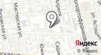 Одесское высшее профессиональное училище автомобильного транспорта на карте