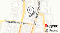 Агидель на карте