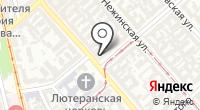Одесское училище искусств и культуры им. К.Ф. Данькевича на карте