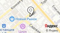 Одесское областное базовое медицинское училище на карте