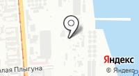 Одесский зерновой терминал на карте