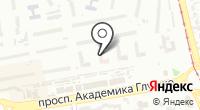 Прана на карте
