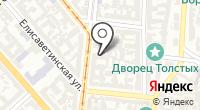 Одесское художественное училище им. М.Б. Грекова на карте