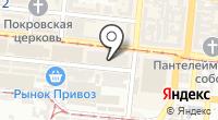 Стінол на карте