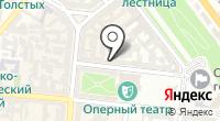 Нарцисс на карте