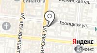 Одесское городское БТИ и регистрации объектов недвижимости на карте