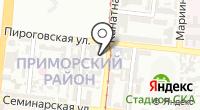 Коника Минолта Украина на карте