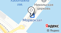 Отдел туризма на карте