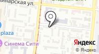 ЕСС на карте