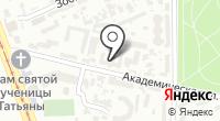 Швейное училище №2 на карте
