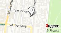 Одесское педагогическое училище на карте