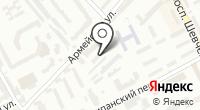 Прэксим-Д на карте