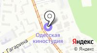 Одесская киношкола им. Веры Холодной на карте