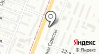 Ремонтная мастерская на проспекте Добровольского на карте