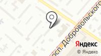Уголовно-исполнительная инспекция на карте