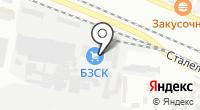 Фабрика модной мебели на карте