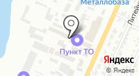Центргазсервис на карте