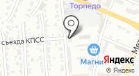 Бежицкий радиорынок на карте