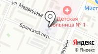 Детский сад №128 на карте