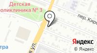 Автомобилист на карте