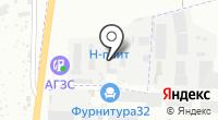 Брянскградостроитель на карте