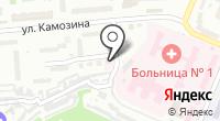Живая вода-Брянск на карте