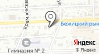 Чистоград на карте