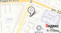Площадь мастеров на карте