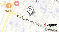 Магазин тканей под заказ на карте