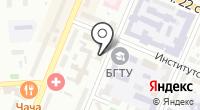 Алдан-сервис на карте