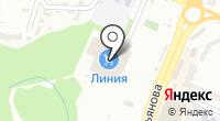 ЛИНИЯ-3 на карте