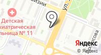Парадиз-Тур на карте
