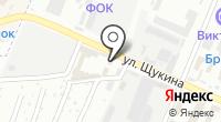 Б.Н.-сервис на карте