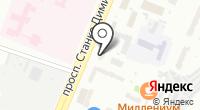 Эрик на карте