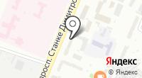 Аркадия на карте