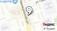 Фен-шуй на карте